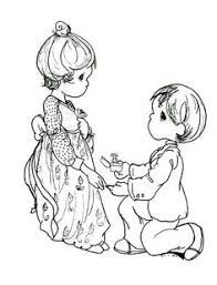 dog bite kid precious moments coloring pages coloring pages