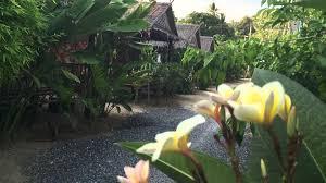 namthip beach house bungalows koh phangan thailand youtube