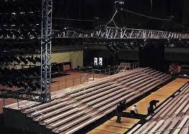 Stadium Bench Seating Solutions Bleachers U0026 Grandstands Stadium Bleachers
