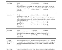 Subway Job Description For Resume by Resume For Subway Job Resume For Your Job Application