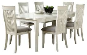 white dining room set white dining room set image for casual dining room chairs