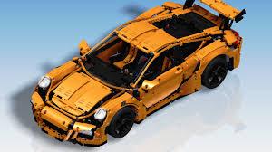 lego porsche model of the week lego technic porsche 911 dream car