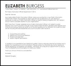 cover letters public relations professional resumes example online