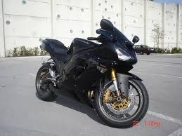 2006 black kawasaki zx6r 636 fs sportbikes net