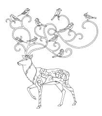chronicle books enchanted forest coloring book joann