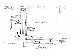 diagrams bathroom plumbing diagram a new bathroom diagram half