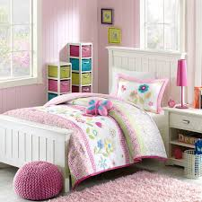 Girls Queen Comforter Shop Mizone Kids Spring Bloom Girls Comforter Set The Home