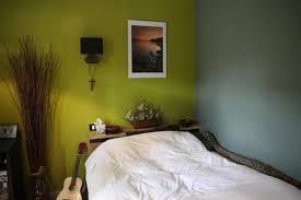peinture chambre moderne adulte peinture chambre vert et gris systembase co