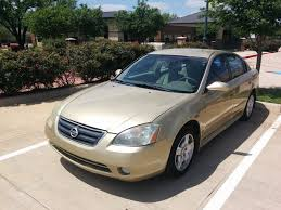 nissan altima for sale dealership 2002 nissan altima for sale in joshua tx 76058