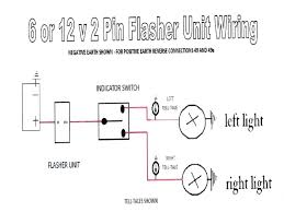2 pin flasher relay wiring diagram flasher relay switch mifinder