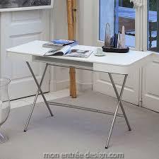 console bureau design bureau design cosimo laqué blanc mat adentro achat vente sur