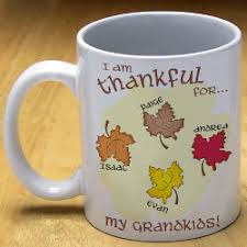 thanksgiving mug personalized thanksgiving mug