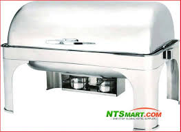 buffet servers warmers 3 compartment electric covered side dish