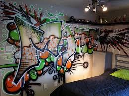 graffiti boys bedroom hip hop brush graffiti bedroom murals kid s room pinterest kids