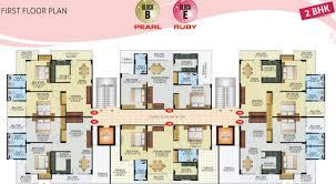 3 bhk flat in sdc green park janta colony