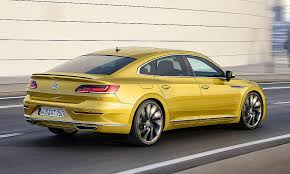volkswagen to replace cc with arteon
