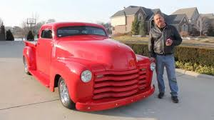 Classic Chevy Custom Trucks - 1951 chevy stepside custom pickup truck classic muscle car for