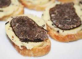 cuisiner truffe la cuisine de bernard croûtons au beurre de truffe