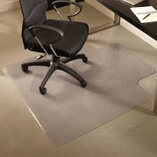 Hardwood Floor Furniture Grippers by Large Chair Mat Black Chair Mat For Carpet Office Chair Mats For