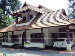 kerala home design with nadumuttam house plan work completed nalukettu house kerala home design and