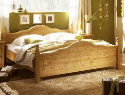 Schlafzimmer Komplett Bett 180x200 Schlafzimmer Pinie Gelaugt Massivholzbett 180x200 Nako