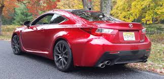 lexus rc f weight the rc f is not the car lexus envisioned shifting lanes
