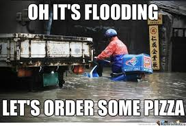 Delivery Meme - just regular day for the delivery man by snsdgg meme center