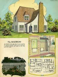 Small English Cottage Plans Plan 403 By John Floyd Yewell 500 Small House Plans From The Books
