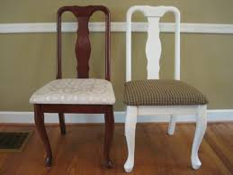 Upholstery Fabric For Chairs by How To Recover Dining Room Chairs Recovering Dining Chairs Dwell