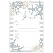 Nautical Bridal Shower Invitations Bridal Shower Invitations M U0026h Invites