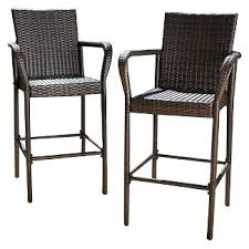 Outdoor Bars Furniture For Patios Outdoor Bar Stools Target