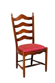 Ladder Back Dining Chairs Shaker Ladder Back Dining Chairs From Dutchcrafters Amish Furniture