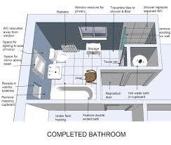 bathroom design layout original house de wet bathroom design layout delightful on home