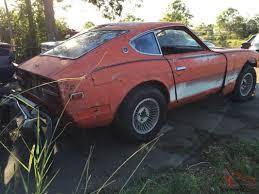 nissan 260z datsun 1972 complete needs full restoration 260z nissan sports