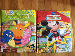 find more backyardigans and mickey mouse club house first look and