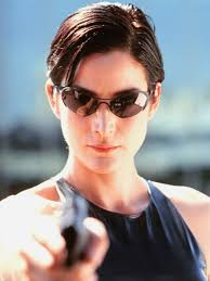 the matrix haircut short hairstyles and cuts carrie anne moss matrix short hairstyle