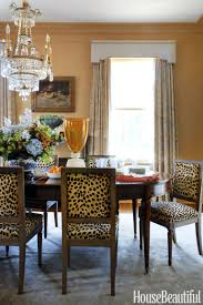 Dining Room In Living Room Melissa Rufty Updates A Traditional Louisiana Home Southern