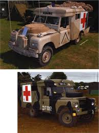 land rover 101 ambulance xd 130 ambulance