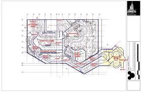 disney world floor plans walt disney world haunted mansion blueprints with detailed ride