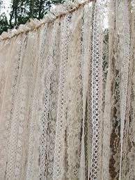 wedding backdrop melbourne lace garland backdrop for weddings and by jessicaannboutique