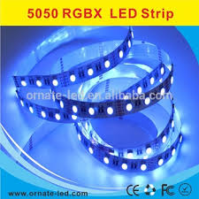 5 wire led light 5 wire led light 24v rgbw flexible led strip color changing