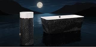 Villeroy Boch Bathtub Add Sparkle To Bathroom With Villeroy U0026 Boch U0027s Crystal Studded