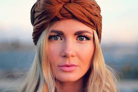 turban time barefoot blonde by amber fillerup clark