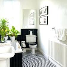black and white bathroom decorating ideas outstanding black and white bathroom decor spectacular idea white