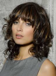 shoulder length hairstyles with bangs for everyone women hairstyles