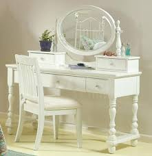 Cute Vanitys Bedroom Cute Little Girls Vanity For Sweet Teenage Bedroom