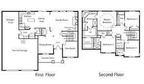 house floor plans blueprints attractive design sle floor plan blueprint 13 house plans of