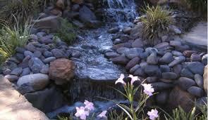Backyard Waterfall Ideas 8 Beautiful Backyard Waterfalls The Cutting Edge Landscape