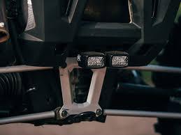 rigid industries backup light kit 2014 2016 polaris rzr xp 1000 reverse light mount kit rigid