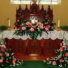 Altar Decorations Church Wedding Altar Decoration Ideas 556c1451406c2 500x500jpg